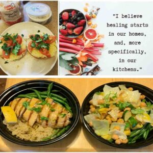 Healing starts in our homes and in our kitchens