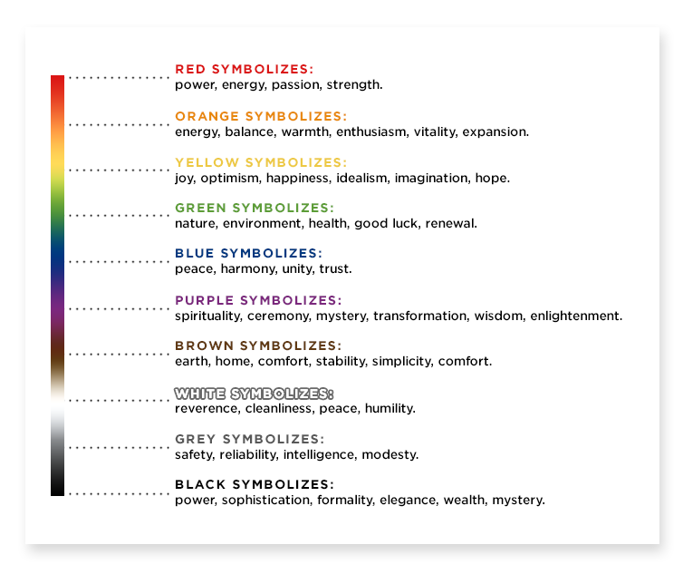 meditation corner colors