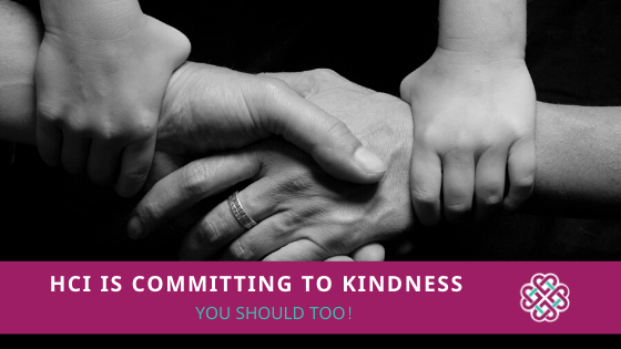 committing to kindness