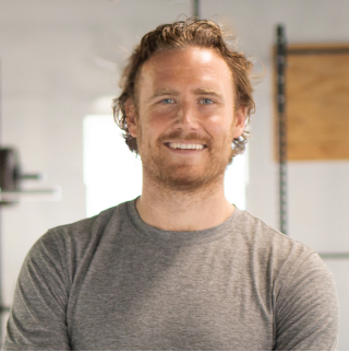 Eoghan OKelly personal trainer HCI
